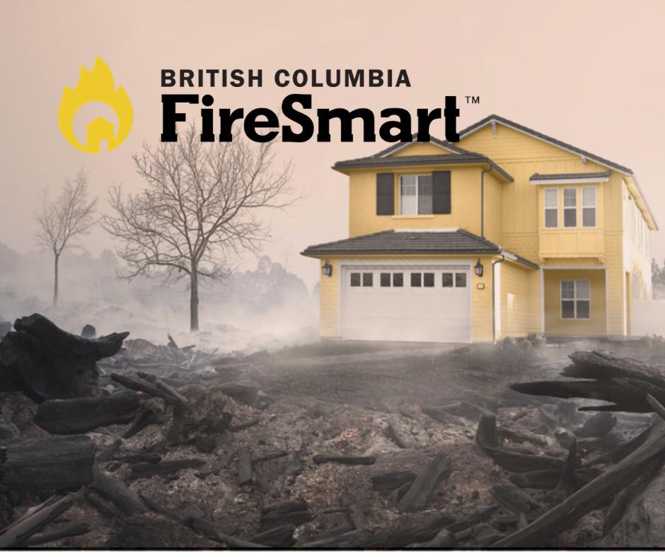 kelowna valley insurance FireSmart your home